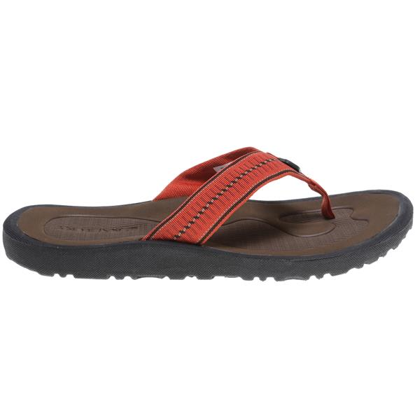 Rafters Gust Zip Up Sandals Burnt Orange U.S.A. & Canada